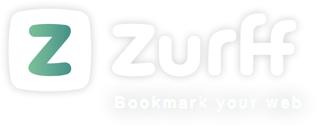 Zurff, bookmark your web